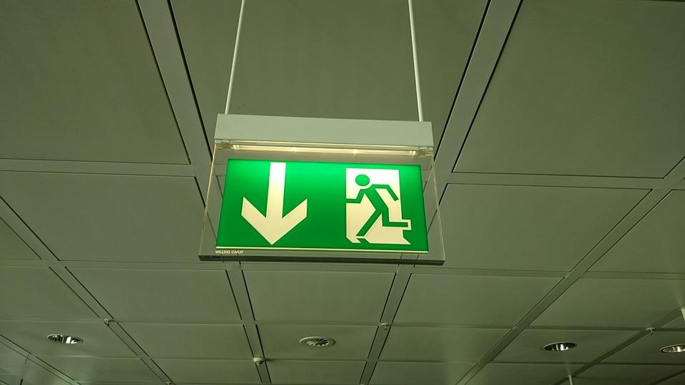 Fire-exit-door-repairs