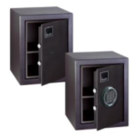 Electronic-key-safe