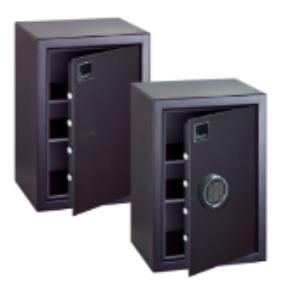 Wall-mounted-key-safe