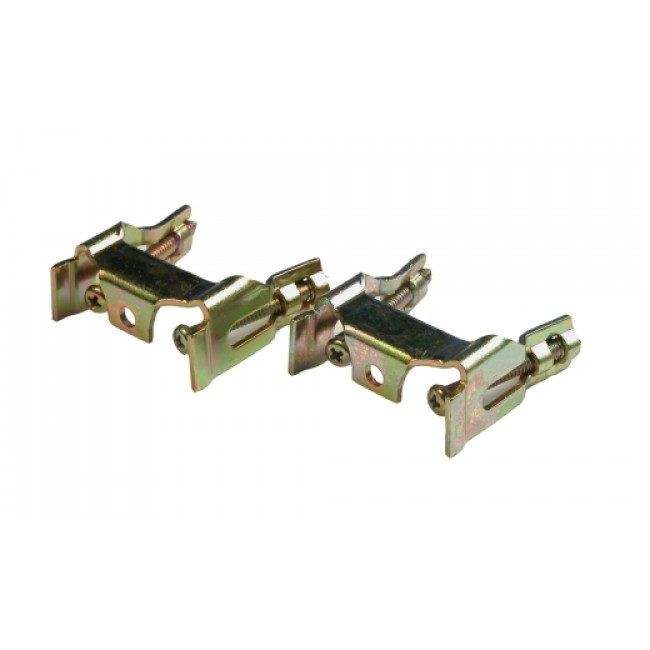MOUNTING CLIPS FOR ADAMS RITE TYPE LOCKS