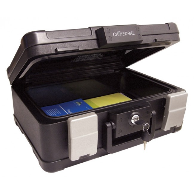 CATHEDRAL DSBA4 FIRE & WATERPROOF CHEST