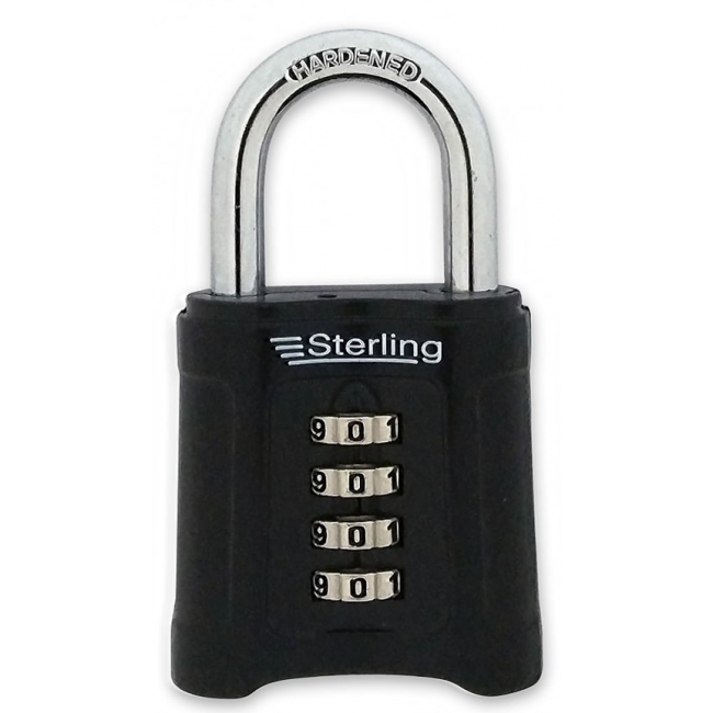 STERLING CPL155 COMBINATION PADLOCKS