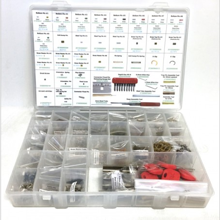ERA FORTRESS BS 3* EURO COMPREHENSIVE PINNING KIT