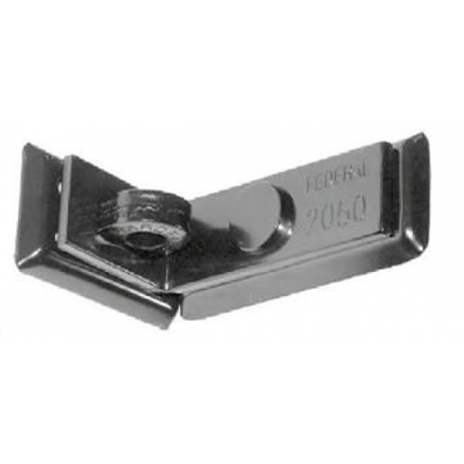 FEDERAL HASP FD2050 HEAVY LOCKING BAR RIGHT ANGLE BEND 120mm
