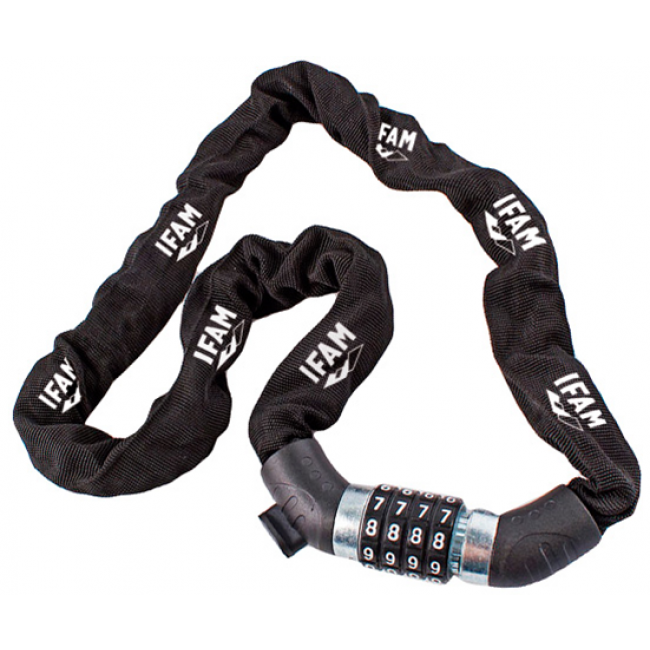 CHAIN WITH COMBINATION LOCK