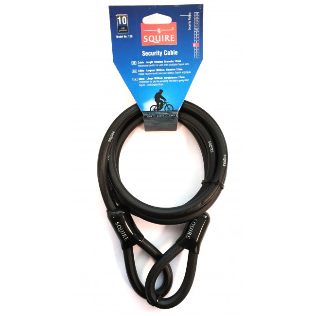 SECURITY CABLE 1800MM LONG