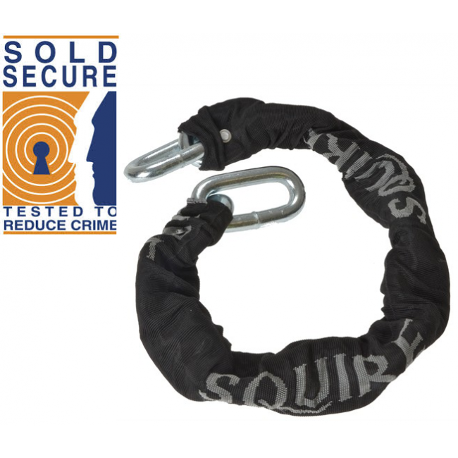 SOLD SECURE STRONGHOLD CHAIN 8MM / 10MM & 14MM LINKS