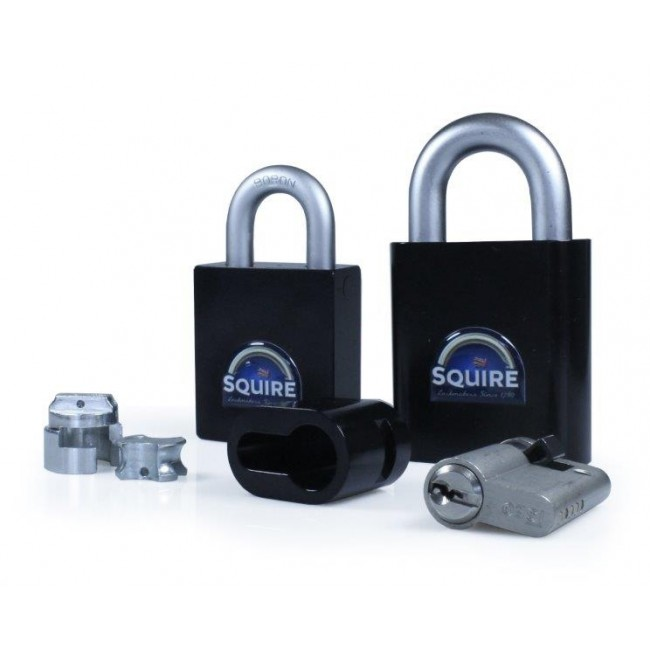 SQUIRE STRONGHOLD SS55HE & SS65HE BODY ONLY PADLOCKS