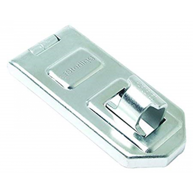 STERLING BHS120 HIGH SECURITY HASP 120mm (FOR DISCUS PAD)
