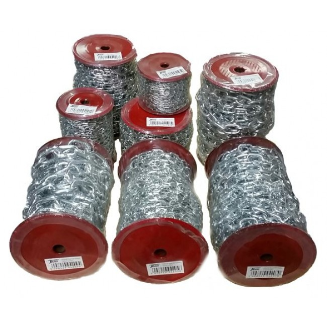 GALVANISED CHAIN CUT TO LENGTH