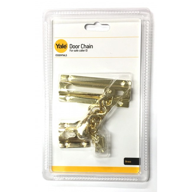 YALE ESSENTIAL DOOR CHAINS