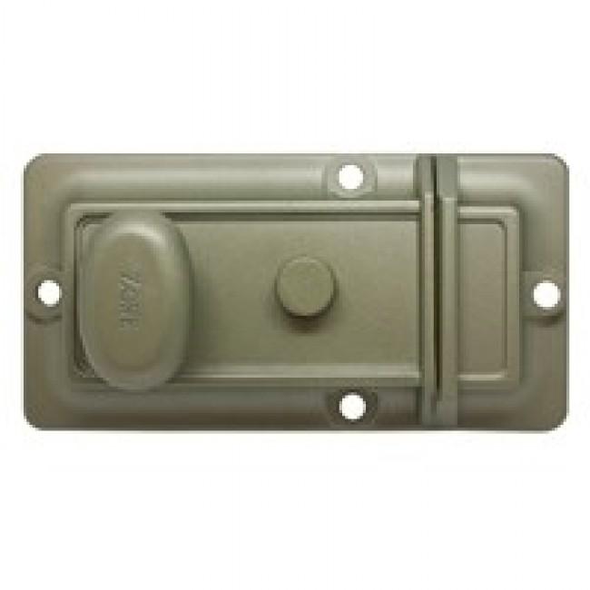 ZONE TRADITIONAL NIGHTLATCH 60mm GREY OR GREEN